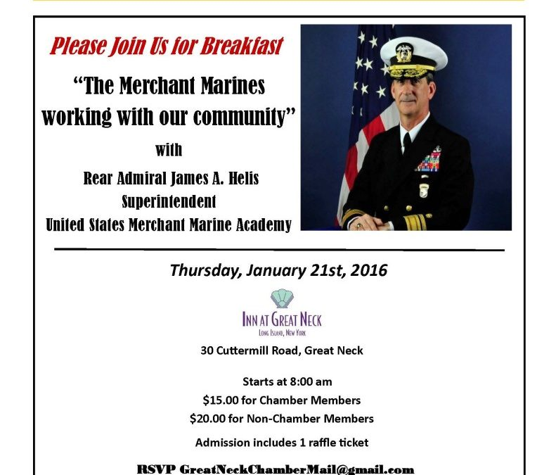 The Merchant Marines working with our community